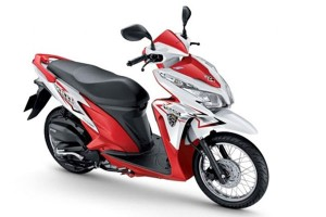 Location scooter Honda clic à Phuket