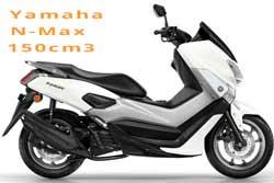 Location Yamaha N-Max à Phuket