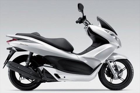 honda pcx 150cm3 station motorbike for rent. Black Bedroom Furniture Sets. Home Design Ideas